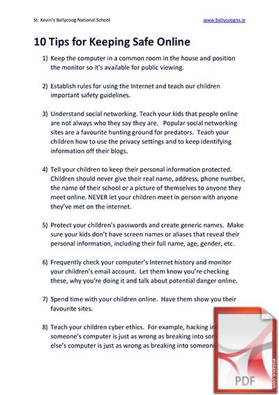 10-tips-for-keeping-safe-online