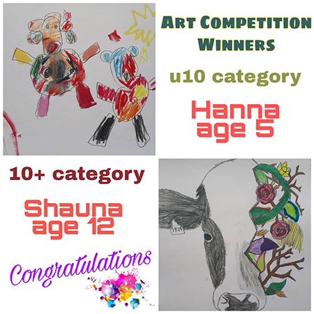 cow-art-competition