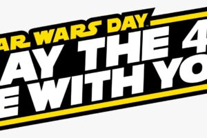 Star Wars – May the 4th be with you